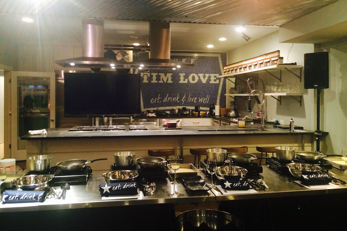 The Love Experience – Tim Love Catering